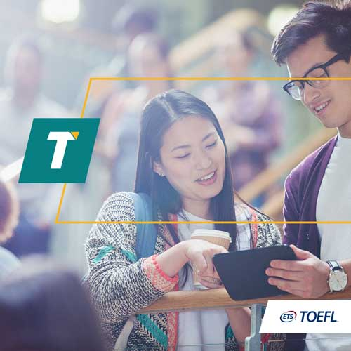 ETS Global TOEFL